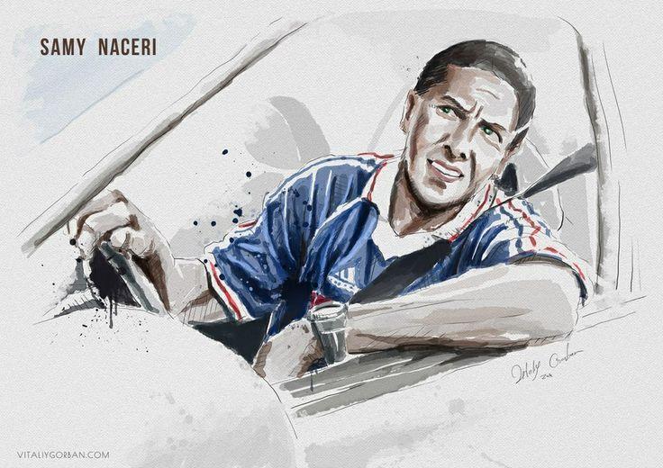 Samy Naceri // Taxi