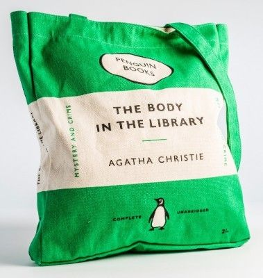 Body In The Library Bag (General merchandise)