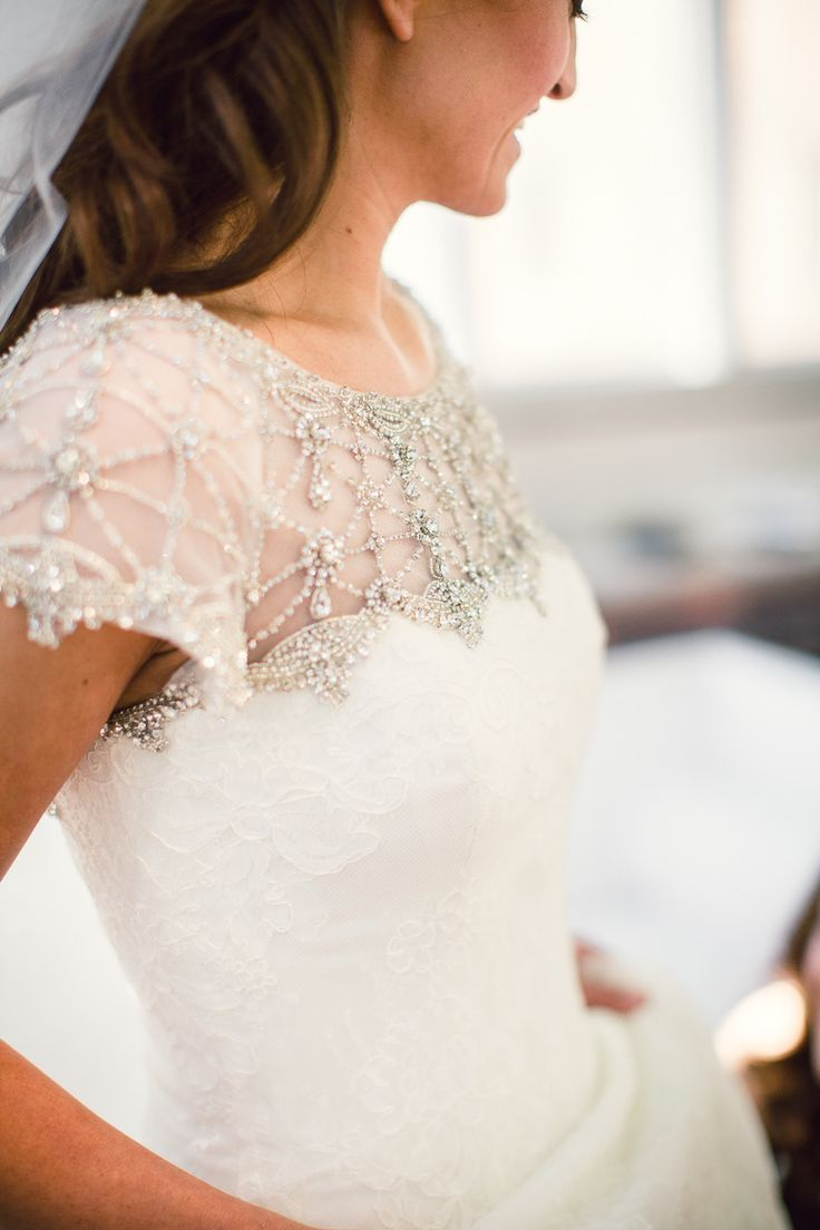 Perfection. Cristiano Lucci wedding Dress - cristianolucci.com | Photography: Lauren Gabrielle Photography - laurengabrielle.com  Read More: http://www.stylemepretty.com/2014/05/23/classic-manhattan-wedding/