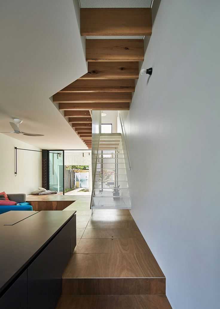 Mills House - Picture gallery #architecture #interiordesign #staircase