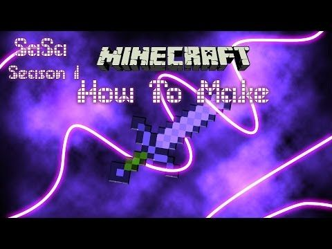 Minecraft How to make a cannon - YouTube