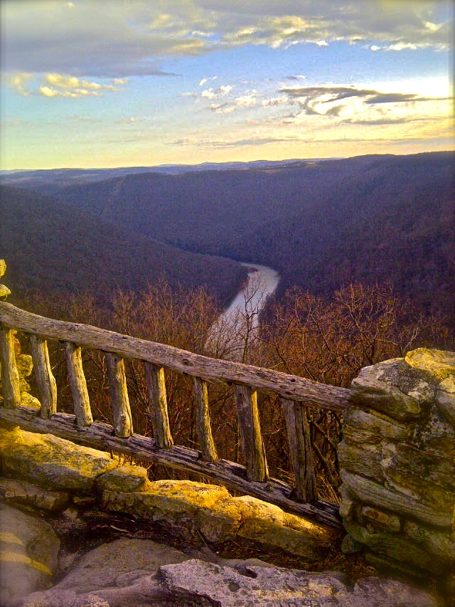 West Virginia - Cooper's Rock. Want to go back!!