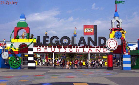 Kopec zábavy kousek od hranic: Bavorský Legoland láká i Čechy!