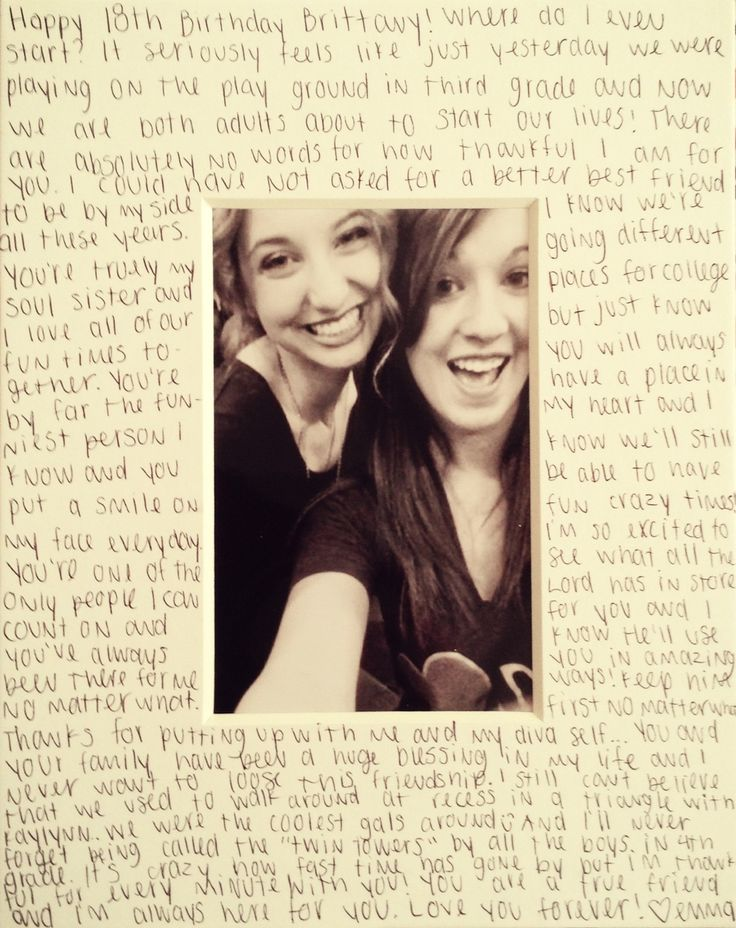 17 Best ideas about Bff Birthday – What to Write on a Birthday Card to a Friend