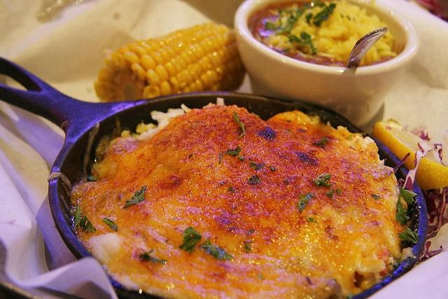 Red Lobster Restaurant Copycat Recipes: Crab Bake