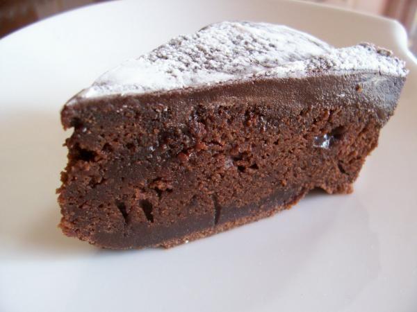 Receta De Torta Facil De Chocolate Receta Bizcocho De
