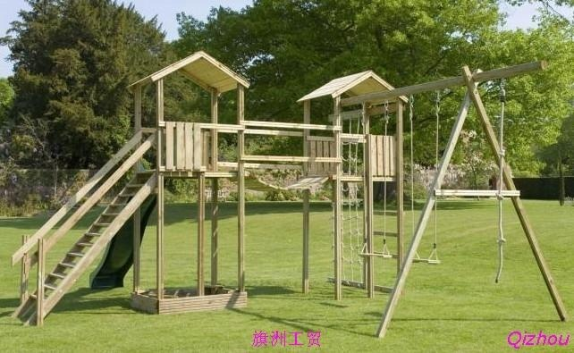 77 best images about jungle gym tree house on pinterest for Wooden jungle gym plans