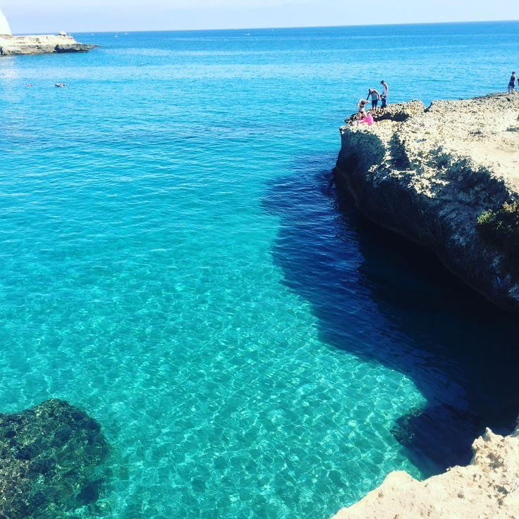 Puglia grotta della poesia