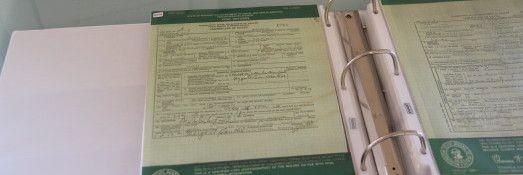 Organizing Your Genealogy Documents