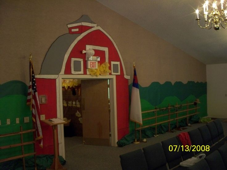 50 best VBS images on Pinterest Farm theme, Barnyard vbs - best of cph barnyard roundup