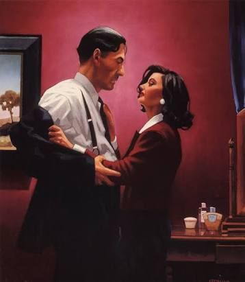 Image result for jack vettriano