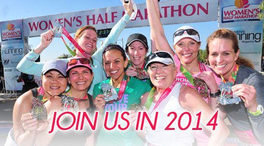 San Diego, CA | Women's Half Marathon Series @Amy Potter Amberg 88 more days, I'm starting to freak out a little bit!