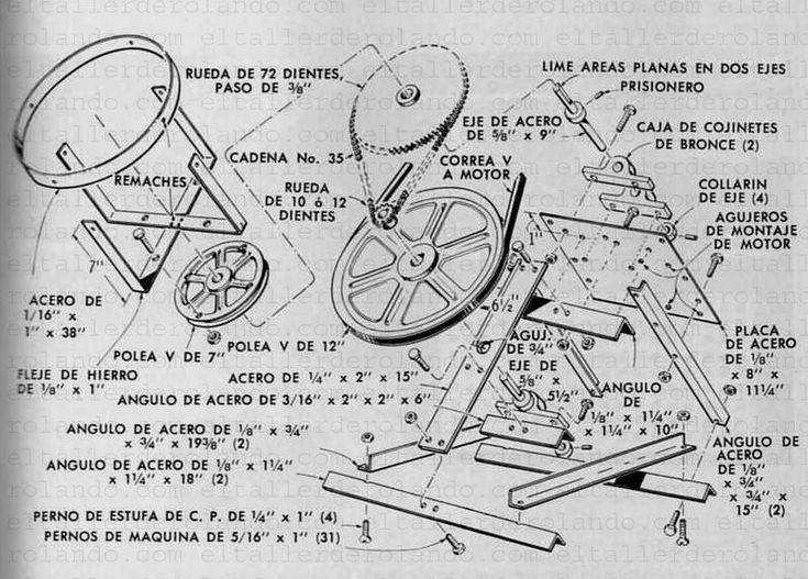 www.eltallerderolando.com 2012 06 29 pequena-mezcladora-de-hormigon-enero-1967 pequena-mezcladora-de-hormigon-enero-1967-002-copia