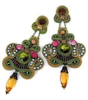 Dori Csengeri Zephyre Earrings