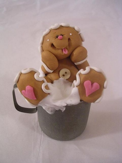 Another Gingerbread in Mug