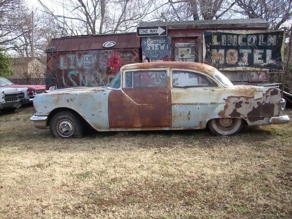 55 Pontiac the owner calls the car Patricia