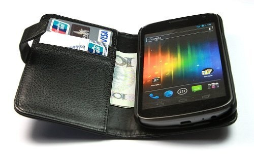 Wallet Litchi Leather Flip Case Cover for Samsung Galaxy Nexus I9250 Black by Yi Heng Technology. $14.68. New shading and texture design, Very popular.  100% Brand new and high quality hard case.  Protection Proof - Against grease, cracks, scratches, abrasions, dust.  Perfect fit for your mobile phone, precise cutout for the screen, buttons, ports and camera lens.  Just sale the mobile phone shell,don't included the mobile phone.. Save 49% Off! #accesorios #yi #cam #xiaomi