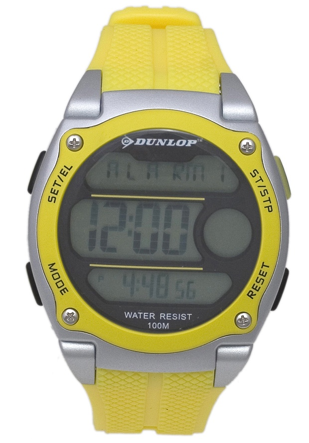 Price:$23.00 #watches Dunlop DUN-182-G10, This Dunlop timepiece is designed for the sporty man. It's size, ruggedness and multiple functions make it a great value.
