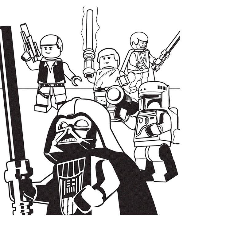 30 best lego kleurplaten images on lego city
