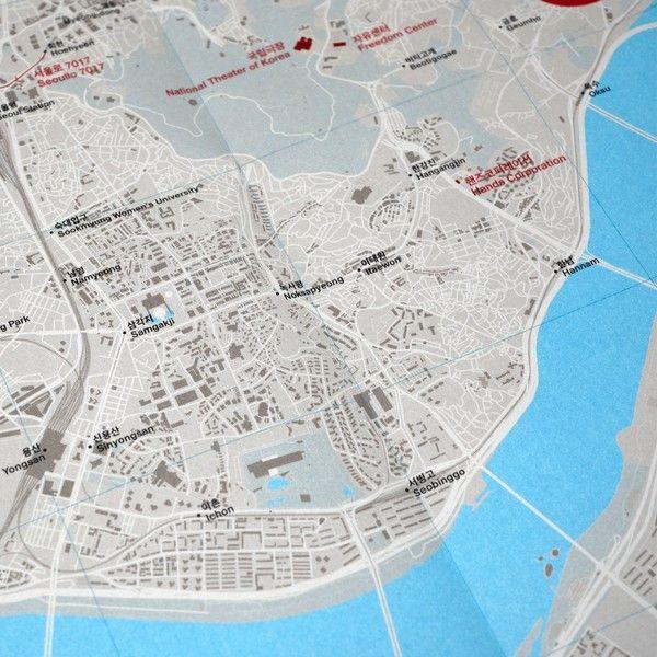 Downtown Seoul map - Seoul downtown map (South Korea) |Seoul Map 2020