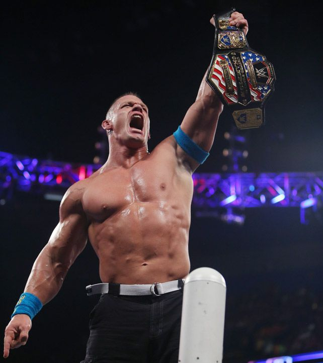 WWE Battleground 2015: John Cena vs Kevin Owens - United States Championship Match