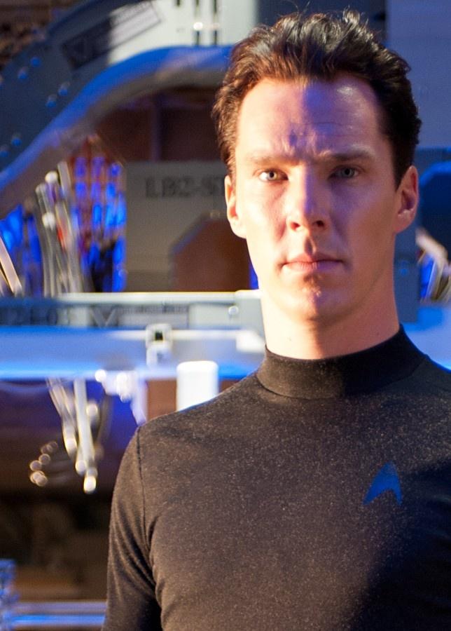 Benedict Cumberbatch / Star Trek | Benedict | Pinterest