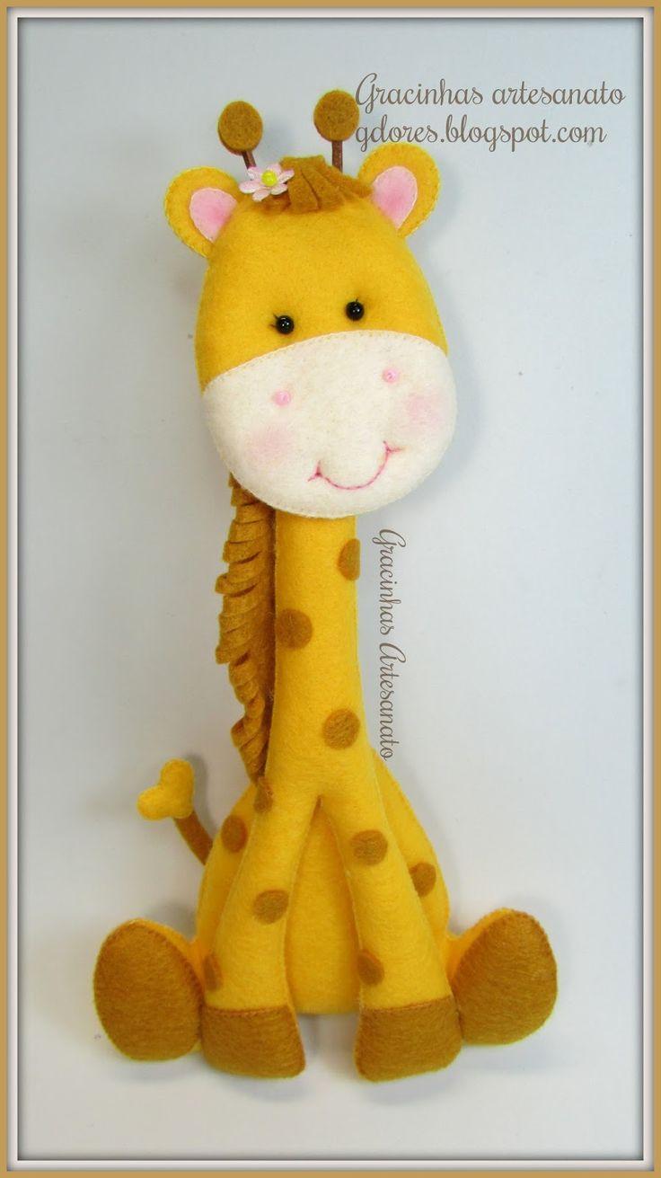 Girafinha nova...