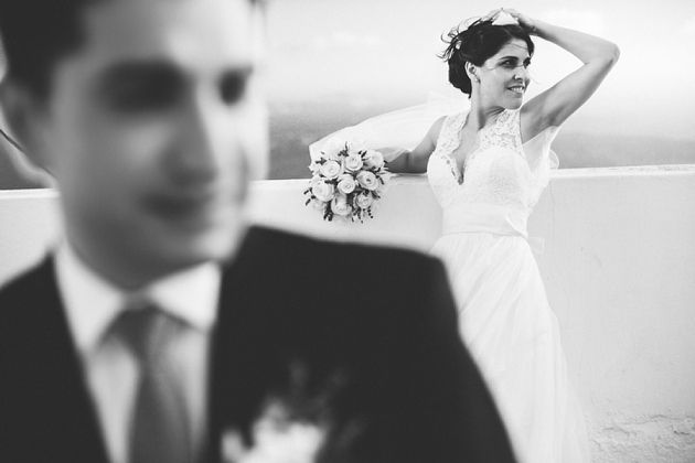 Just Married - Love Story Photography - Wedding By Stella And Moscha, Photo by Thanos Asfis