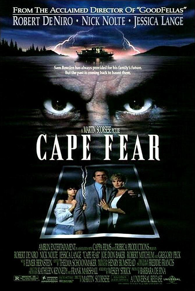 El cabo del miedo (1991) - FilmAffinity