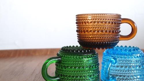 Kastehelmi vintage coffee cup