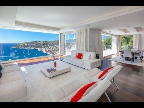 Contemporary Villa With Over The Mediterranean Sea