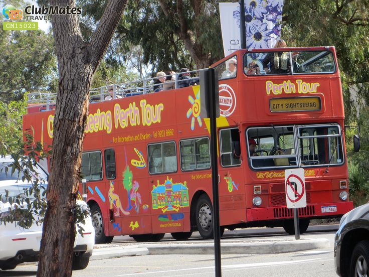 Perth City Sightseeing Tour