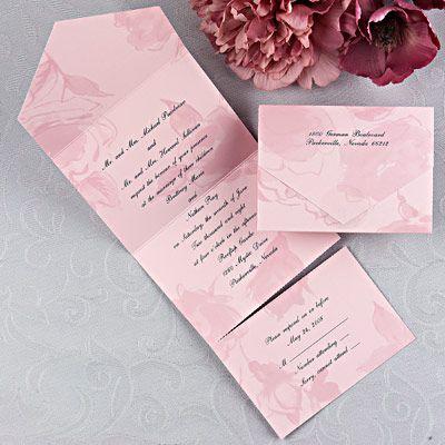 wedding invitations examples