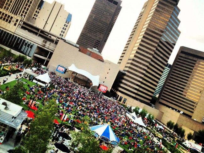 The 2014 Columbus Festival Season: listing of all festivals in the state!