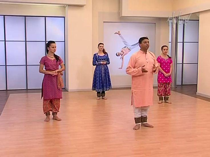 Индийские танцы с Ашвани Нигамом - занятие 2 :: Видеотека :: JV.RU — Фитнес, здоровье, красота, диеты