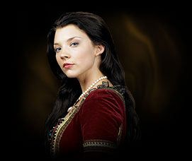 Natalie Dormer (Anne Boleyn in The Tudors)