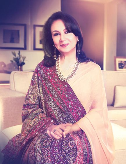 Sharmila Tagore ..... so graceful