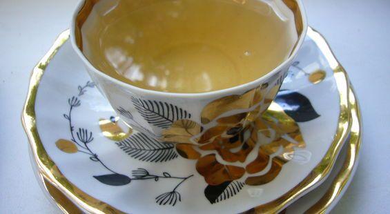Имбирный чай: минус 7 кг