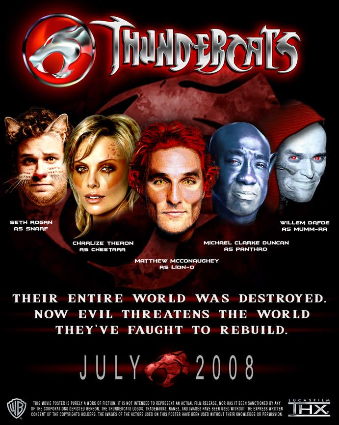 thundercats movies coming soon pinterest thundercats