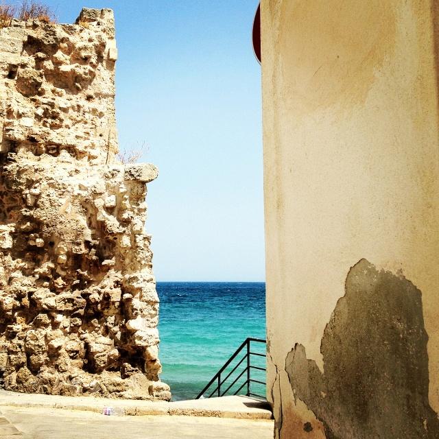 Gallipoli (Apulia) italy
