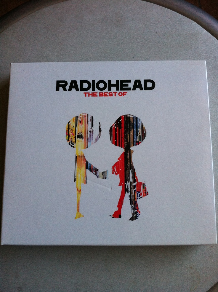 Un bonito regalo de unos grandes amigos. El grandes éxitos que la banda nunca autorizó y que sacó EMI después de terminar relaciones con Radiohead. De todas maneras una compilación interesante.