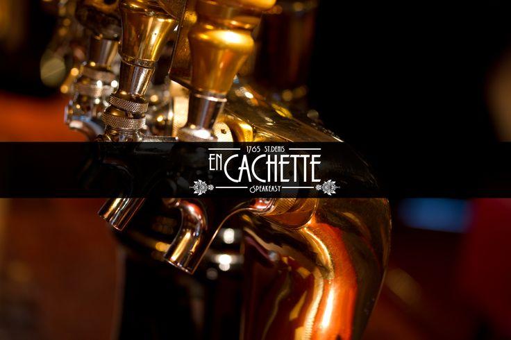 Bar St-Denis   En Cachette