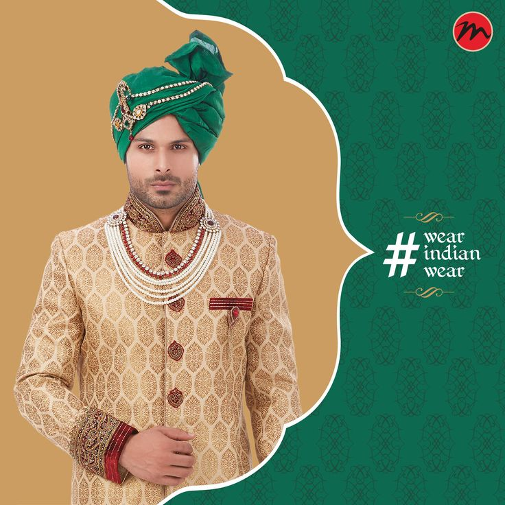 Check out the latest range of mens ethnic wear at www.manishcreations.com #wearindianwear #mensethnicwear #weddingwear #manishcreations