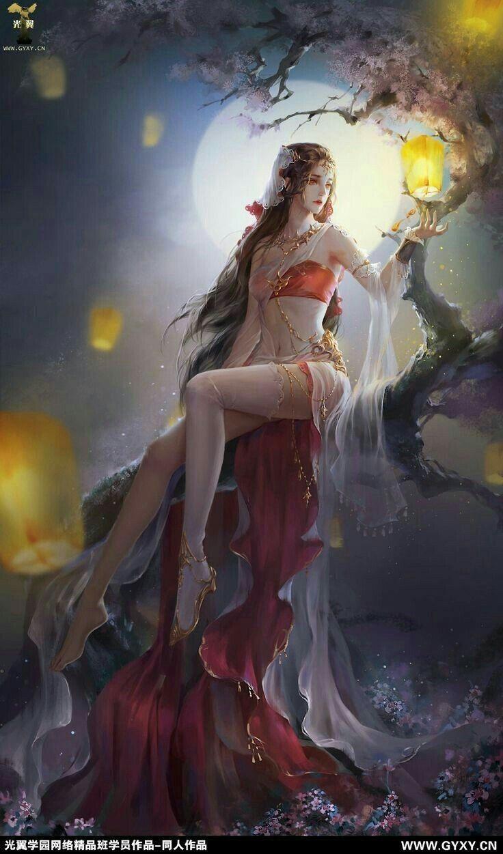 Pin on Oriental Fantasy