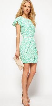 Pretty Pastel Dresses