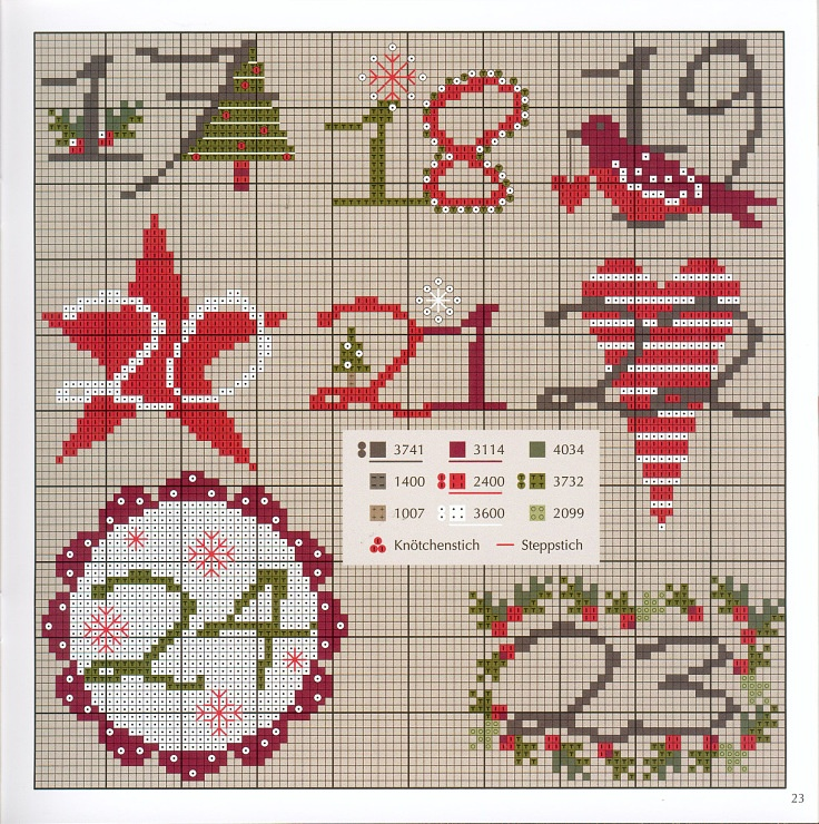 Alle Tage im Advent 2