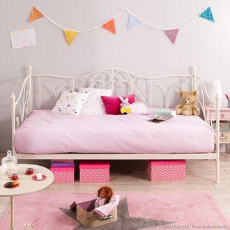 32 best images about chambre enfant on pinterest livres revenge and metals - Lit banquette 1 personne ...