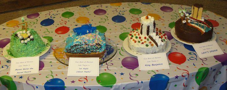 book of mormon cake boss: Activity Idea, Young Women, Beehive, Mormon Cake