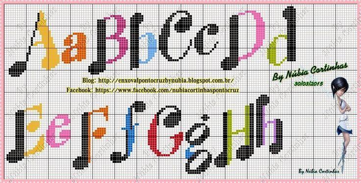 perler Bead Letters Lower Case   17 bästa bilder om monogramas på Pinterest   Disney, Snövit och ...