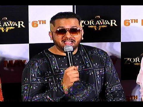 OMG ! Yo Yo Honey Singh SHOCKED by media's question.